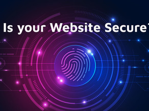 Is Your Website Secure? 7 Tips to Protect your Website from Hackers