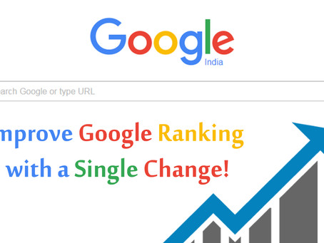 How to increase Organic Traffic from Google?