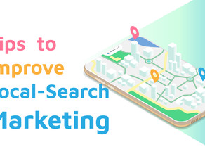 Top 6 Tips to improve Local-Search Marketing (SEO) rankings