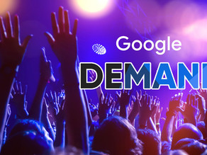 "Google's ""DEMAND"" to provide actionable insights for the live events industry"