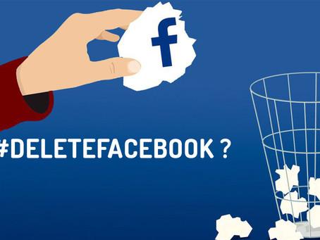 Should I Delete Facebook?