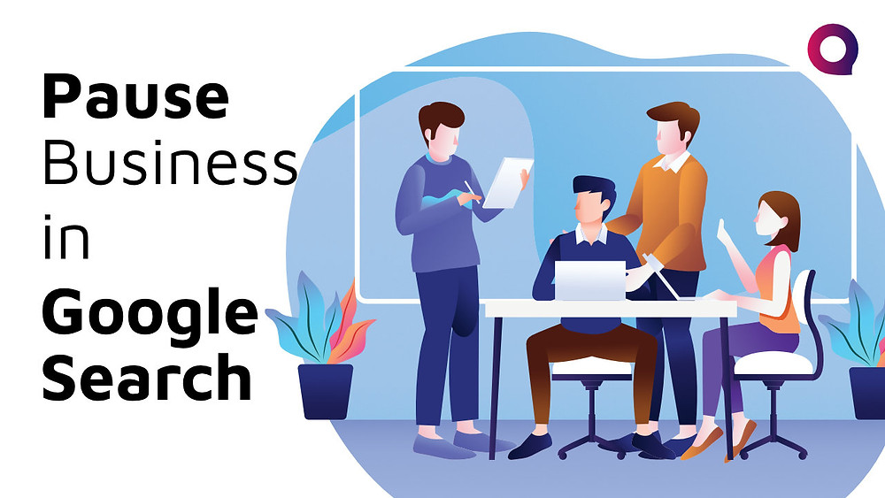 How to stop business in Google