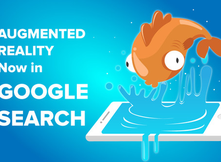 Augmented Reality now in Search Results!