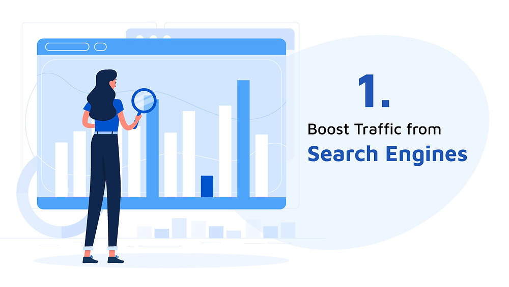 Boost Traffic from Search Engines