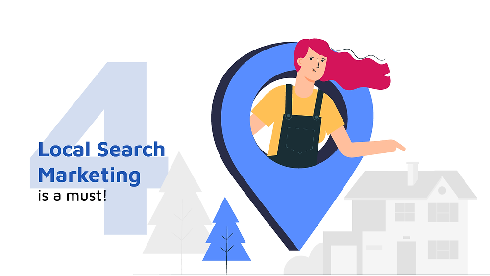 Local Search Marketing is a must