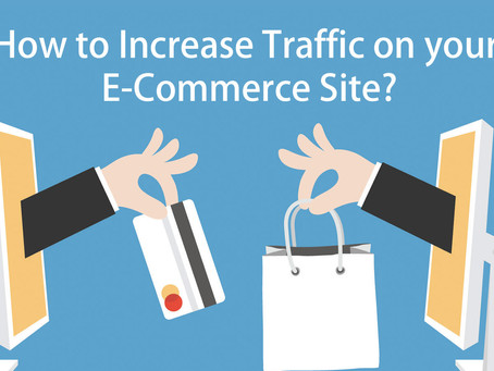 How to get more Traffic on E-commerce Site?