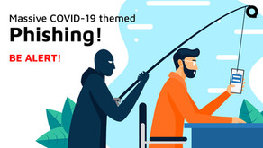 Massive COVID-19 themed Phishing campaign that allows hackers to gain Remote Access!!