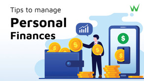 Tips to manage Personal Finances