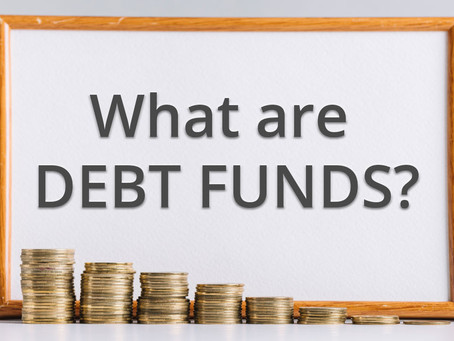 What are Debt funds? | Meaning, Types, Benefits?
