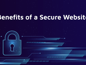 Top 5 Benefits of Having an SSL Secure Website