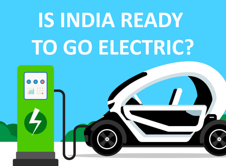 Is India ready to go the Electric Way?