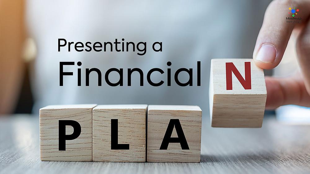 Financial Plan Mind Map