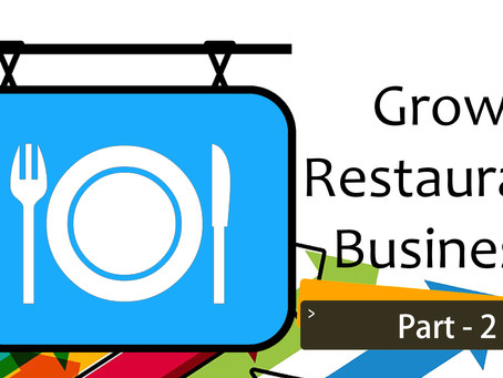 How to Improve Restaurant Profits: Part 2