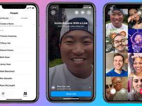 Facebook's Messenger Rooms goes live globally!