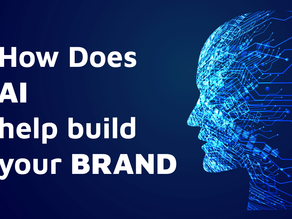 How to use Artificial Intelligence (AI) to build your brand?