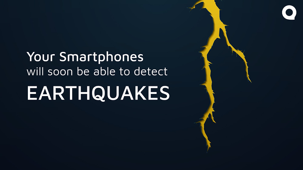 Earthquake detection in Andriod