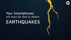 Google to repurpose Android smartphones as earthquake detection devices!