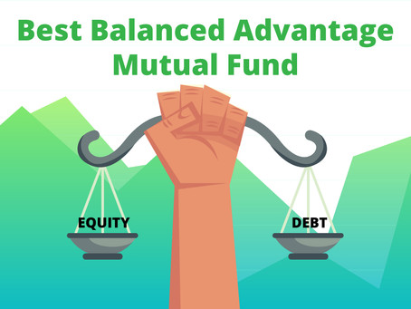 How does Best Balanced Advantage Mutual Fund reduce risks in 2019?