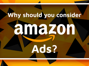 Why is Amazon Advertising important for your business?
