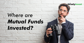 Where are mutual funds invested?