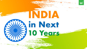 India in next 10 years!