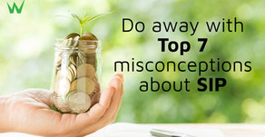 Do away with Top 7 misconceptions about SIP now!