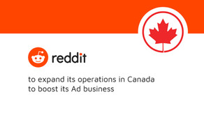 Reddit to expand its operations in Canada to boost its Ad business