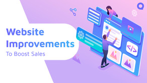 6 Website Improvements that will help boost sales post COVID-19