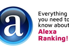 What is Alexa Rank? Tips to Improve Your Website's Alexa Rank