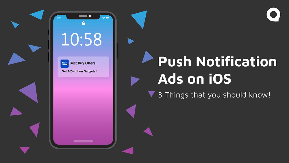 Push Notification Ads on iOS