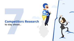 Research competitors and stay ahead of them
