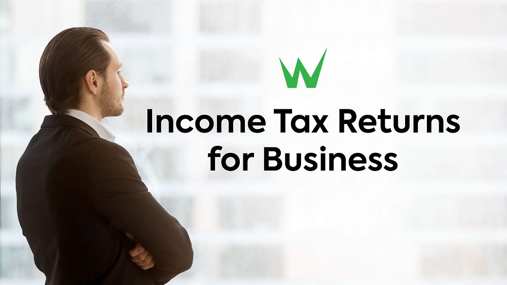 Income Tax Returns for Business