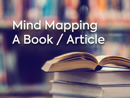 Better Learning through Mindmaps: Summarising Articles and Books