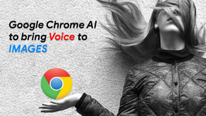 Chrome To Use AI To Describe Images For Visually Impaired Users