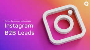 7 proven ways to use Instagram to generate B2B leads