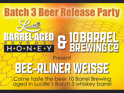 Finally a Beer Release Party!
