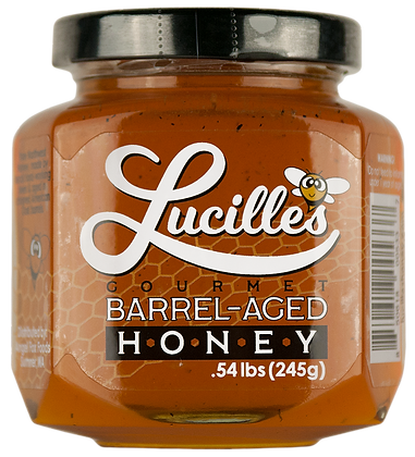 Barrel-Aged Honey