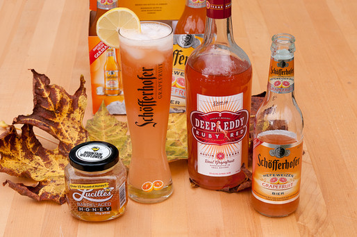 Grapefruit Shandy Cocktail