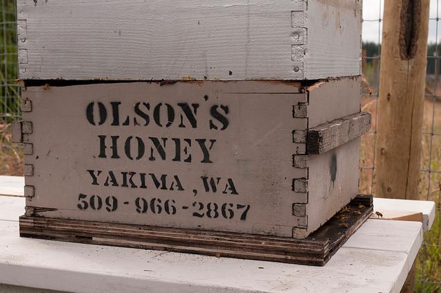 Olson's Honey Hive