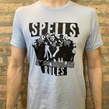 """SPELLS """"Couch"""" Tee Shirt"""