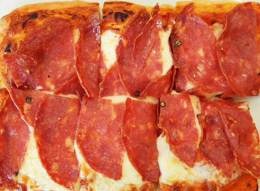 Our Latest Obsession: Pepperoni Pizza at Fresco Cafe Italiano Pasta is the star at Fresco