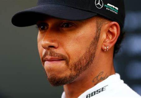 Lewis Hamilton e a lição sem filtro