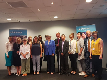 More than 19,000 victims of crime supported as Victim Care Merseyside marks third anniversary