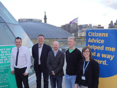 CITIZENS ADVICE LIVERPOOL WARNS AGAINST THE DANGERS OF USING LOAN SHARKS