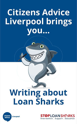 Writing about Loan Sharks