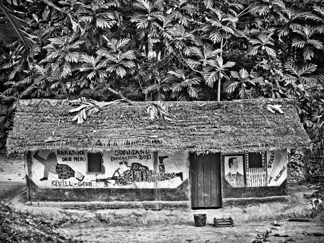 Bikoro Hut 2