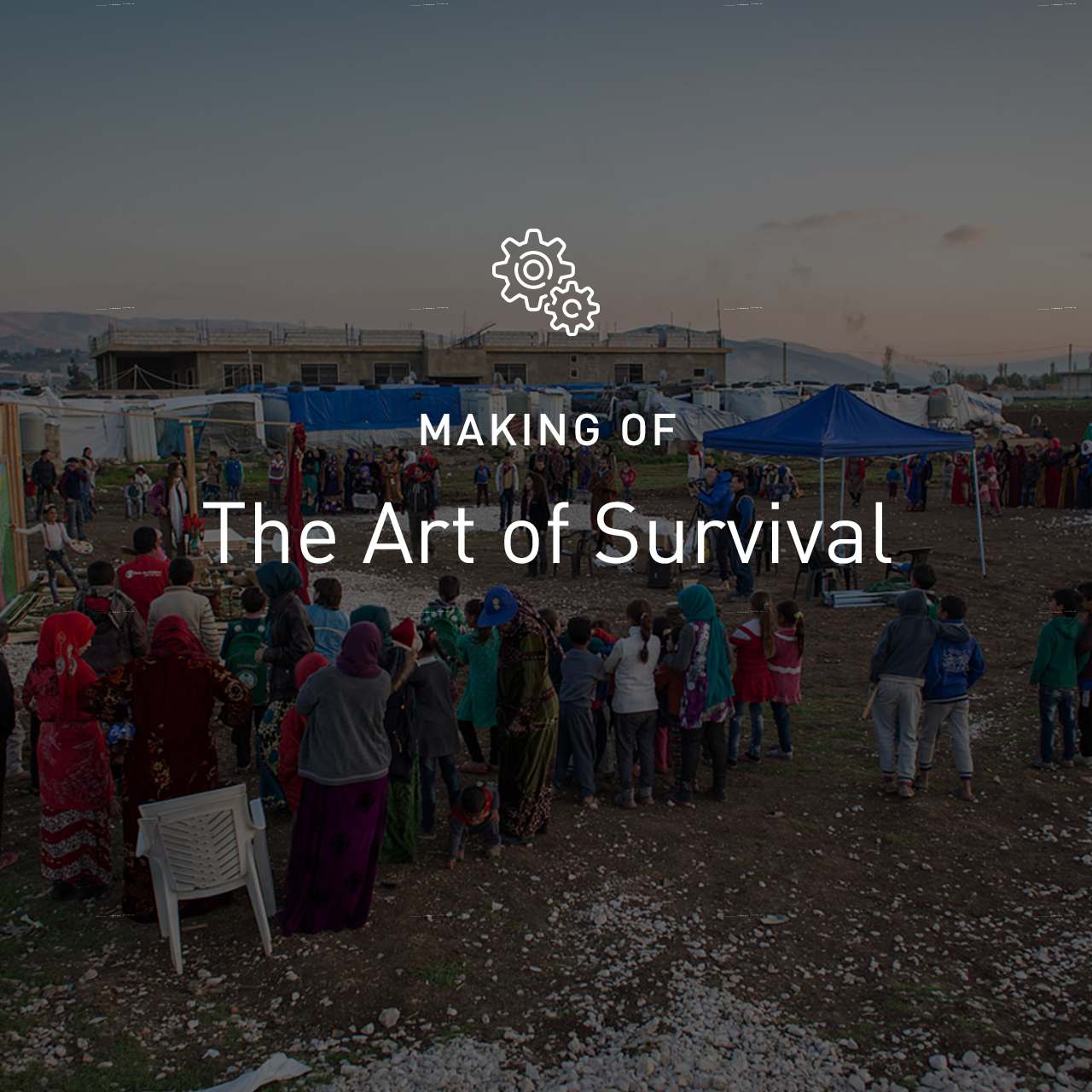 new_c_The Art of Survival - Making of