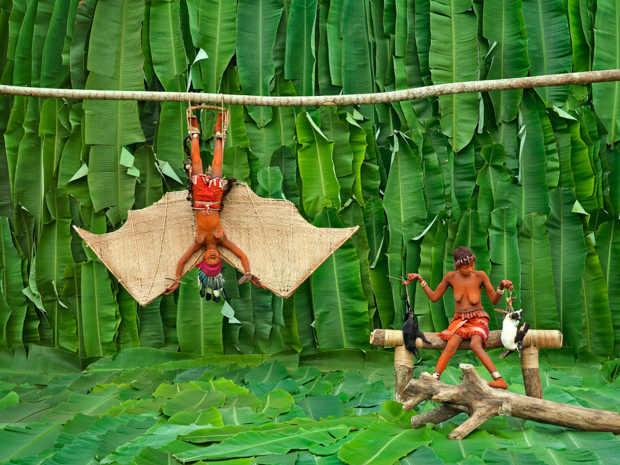 Epanza Makita, Bat Walé
