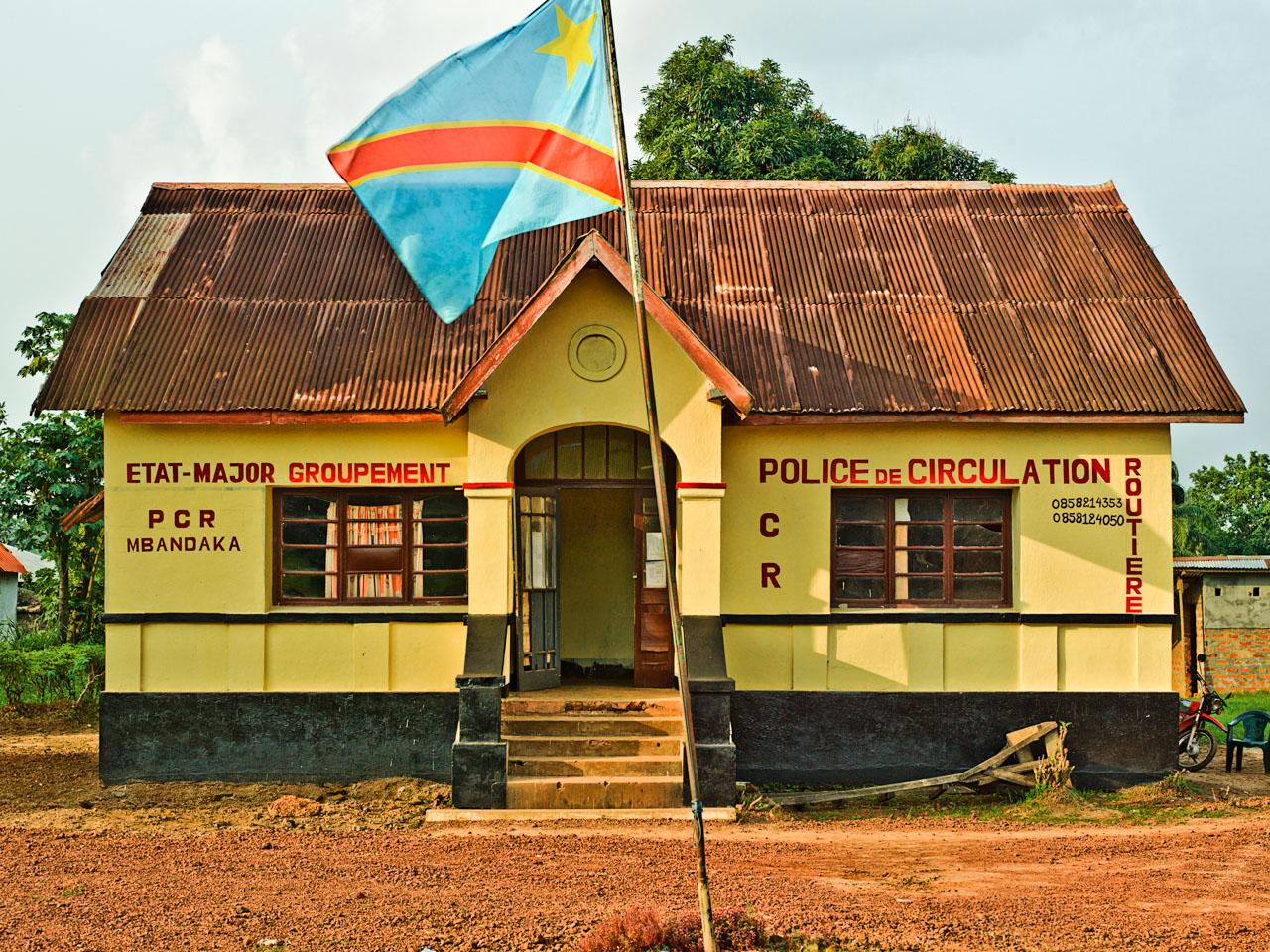 27 Avenue Mobutu
