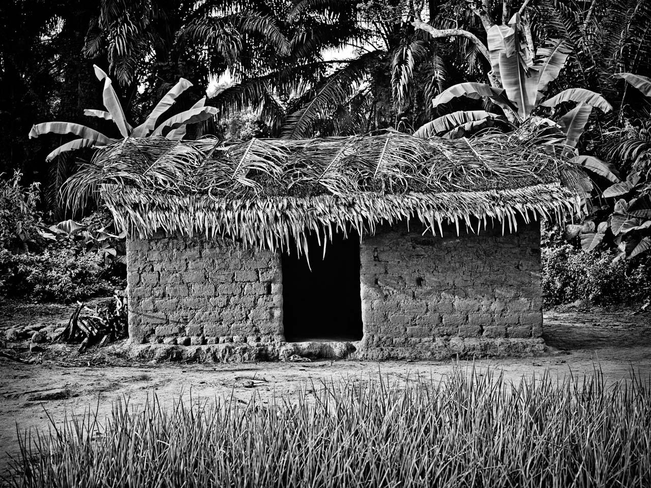 Bikoro Hut 5